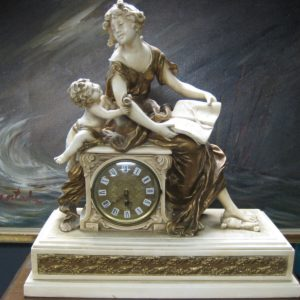 Revels Bayard Clock of France